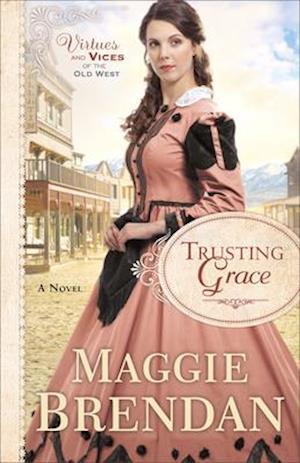 Bog, paperback Trusting Grace af Maggie Brendan