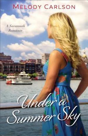Bog, paperback Under a Summer Sky af Melody Carlson