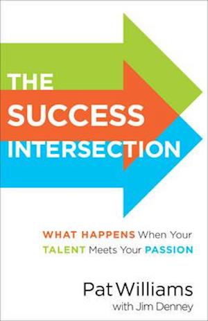 Bog, hardback The Success Intersection af Pat Williams