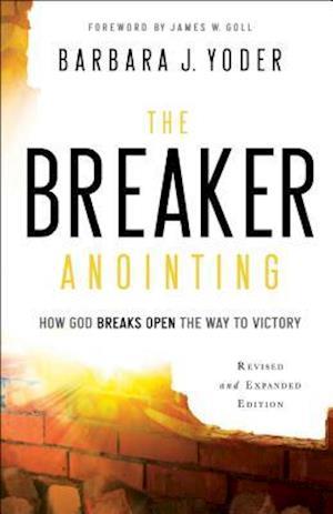 Bog, paperback The Breaker Anointing af Barbara J Yoder