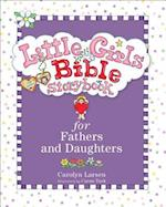 Little Girls Bible Storybook for Fathers and Daughters