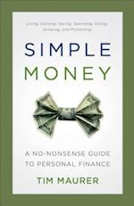 Simple Money af Tim Maurer