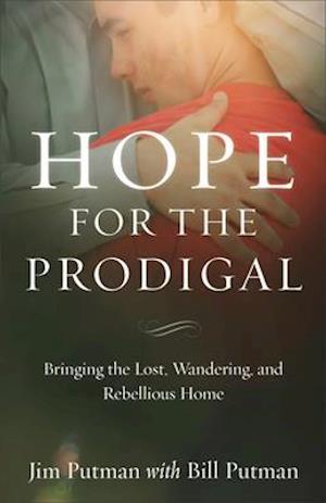 Bog, paperback Hope for the Prodigal af Jim Putman