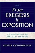From Exegesis to Exposition