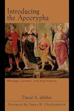 Introducing the Apocrypha af David A. Desilva