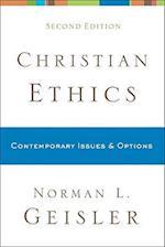 Christian Ethics af Geisler