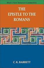 The Epistle to the Romans (Blacks New Testament Commentary Paperback)