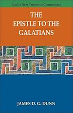 The Epistle to the Galatians (Blacks New Testament Commentary Paperback)