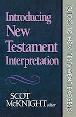 Introducing New Testament Interpretation af Scot Mcknight