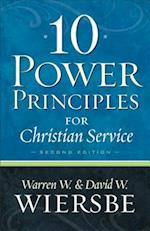 10 Power Principles for Christian Service af Warren W Wiersbe
