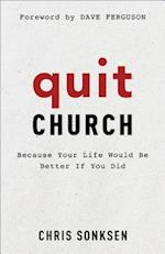Quit Church af Chris Sonksen