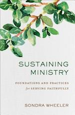 Sustaining Ministry af Sondra Wheeler