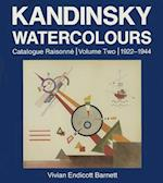 Kandinsky Watercolours (KANDINSKY WATERCOLOURS: CATALOGUE RAISONNE, nr. 002)