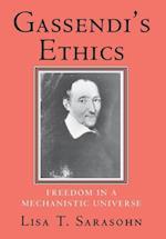 Gassendi's Ethics