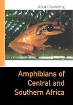 Amphibians of Central and Southern Africa (Comstock books)