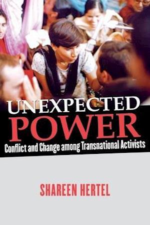 Bog, hardback Unexpected Power af Shareen Hertel