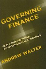 Governing Finance (CORNELL STUDIES IN MONEY)