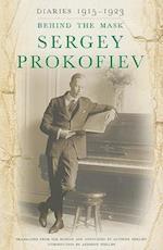 Diaries 1915-1923 af Sergey Prokofiev