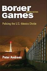Border Games af Peter Andreas
