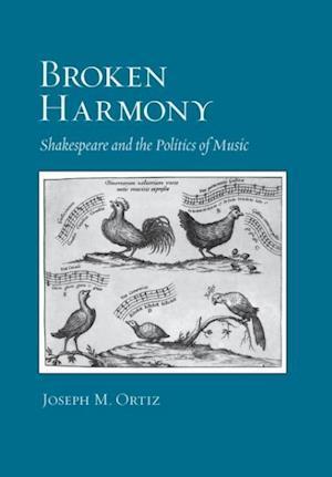 Bog, hardback Broken Harmony af Joseph M. Ortiz