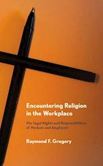 Encountering Religion in the Workplace