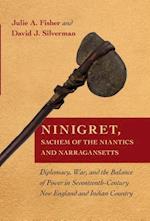 Ninigret, Sachem of the Niantics and Narragansetts af Julie A. Fisher, David J. Silverman