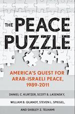 Peace Puzzle af Shibley Telhami, Scott B. Lasensky, Steven L. Spiegel