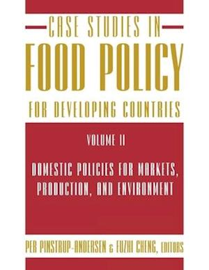 Case Studies in Food Policy for Developing Countries