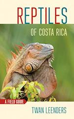 Amphibians and Reptiles of Costa Rica (Zona Tropical Publications)