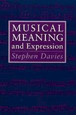 Musical Meaning and Expression af Stephen Davies