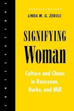Signifying Woman (Contestations)