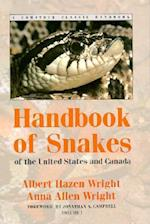 Handbook of Snakes of the United States and Canada (Comstock Classic Handbooks)
