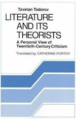 Literature and Its Theorists