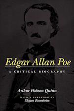 Edgar Allan Poe: A Critical Biography af Arthur Hobson Quinn