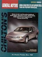 GM Lumina, Grand Prix, Cutlass Supreme, and Regal, 1988-96 (Chilton's Total Car Care Repair Manuals)