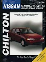 Nissan Sentra, Pulsar, and Nx, 1982-96 (Chilton's Total Car Care Repair Manuals)