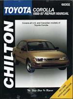 Toyota Corolla, 1988-97 (Chilton's Total Car Care Repair Manuals)