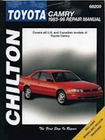 Toyota Camry, 1983-96 (Chilton's Total Car Care Repair Manuals)