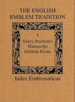 The English Emblem Tradition (Index Emblematicus, nr. 5)