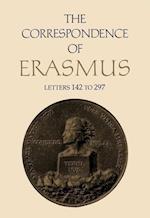 The Correspondence of Erasmus (COLLECTED WORKS OF ERASMUS, nr. 2)