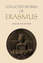 Adages (COLLECTED WORKS OF ERASMUS, nr. 32)