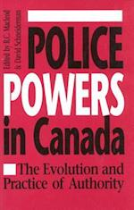 Police Powers in Canada af University Of Alberta