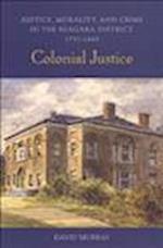 Colonial Justice af David Murray