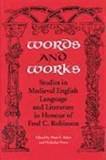 Words and Works (Toronto Old English Studies)