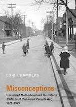 Misconceptions (Osgoode Society for Canadian Legal History)