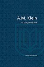 A. M. Klein af Zailig Pollock