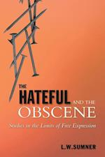 The Hateful and the Obscene (Toronto Studies in Philosophy)