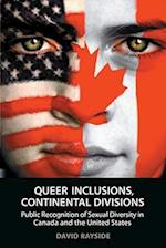 Queer Inclusions, Continental Divisions af David Rayside