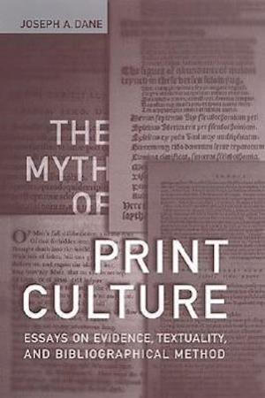 The Myth of Print Culture