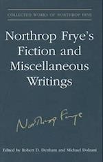 Northrop Frye's Fiction and Miscellaneous Writings af Northrop Frye